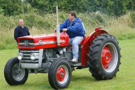 Dating massey ferguson tractors