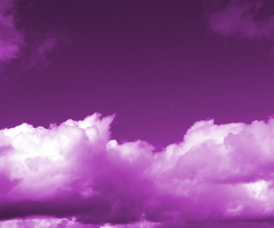 blue purple sky desktop wallpaper - photo #10