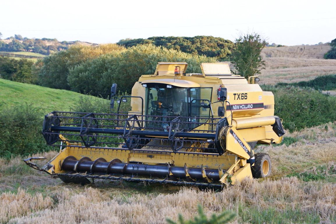 Combine Harvester Wallpaper 42893 Pictures