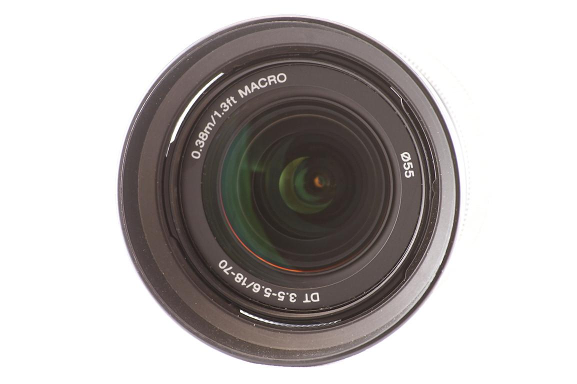 Sony Lens (Sony SLR Kit Lens) 3