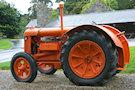 Fordson Tractor (Orange)