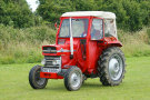 Massey Ferguson 135 Tractor With Soft Plastic Cab