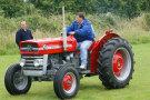 Massey Ferguson 135 Tractor (Red)